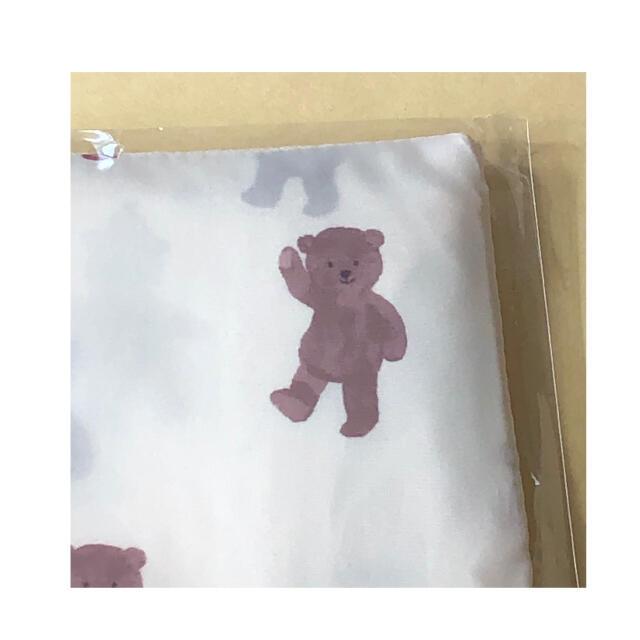 gelato pique(ジェラートピケ)のくま【アイボリー】★ エコバッグ ★ gelato pique レディースのバッグ(エコバッグ)の商品写真