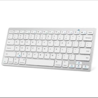 Apple - ANKER ウルトラスリム Keyboard Bluetooth対応