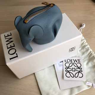 LOEWE - 【新品】LOEWE エレファントコインパース 小銭入れ 小物入れ ロエベ