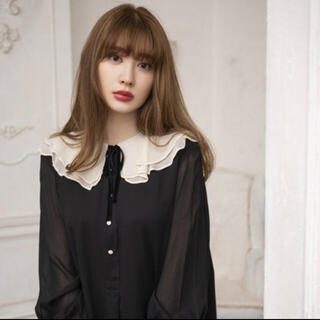 Herlipto Romantic Volume Sleeve Dress