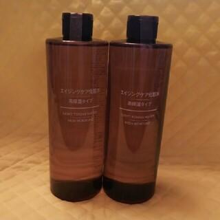MUJI (無印良品) - MUJI 無印良品 エイジングケア化粧水 高保湿タイプ