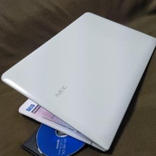 NEC - 高スペック i5/ノートパソコン/高速SSD/LaVie/最新Windows10