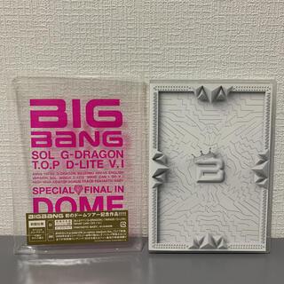 ビッグバン(BIGBANG)のSPECIAL FINAL IN DOME MEMORIAL (K-POP/アジア)