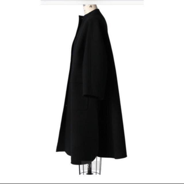 Drawer(ドゥロワー)のdrawer 滝沢眞紀子 very ドロップスリーブコート レディースのジャケット/アウター(ロングコート)の商品写真