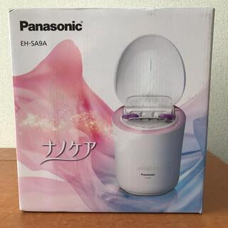 パナソニック(Panasonic)のPanasonic スチーマーナノケア EH-SA9A(フェイスケア/美顔器)