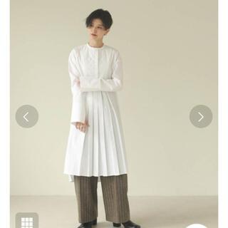 TODAYFUL - TODAYFUL キルティングシャツドレス