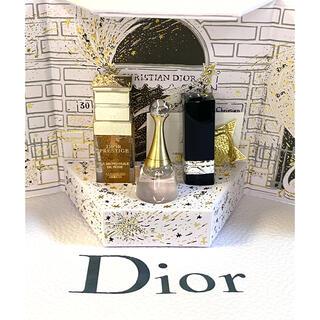 ディオール(Dior)のディオール シアター クリスマスコフレ 2020(コフレ/メイクアップセット)