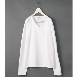 BEAUTY&YOUTH UNITED ARROWS - 6ROKU KANOKO V NECK PULLEOVER  定価15400円