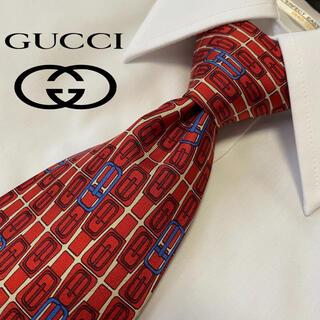 グッチ(Gucci)の【高級ブランド】GUCCI グッチ ネクタイ(ネクタイ)