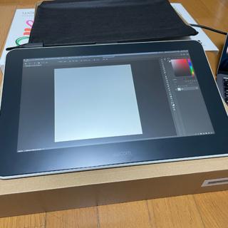 ワコム(Wacom)のワコム 13.3インチ 液晶ペンタブレット Wacom One 13(PC周辺機器)
