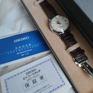 セイコー(SEIKO)のセイコ pressage(腕時計(アナログ))