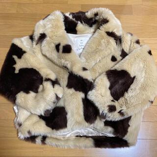 シールームリン(SeaRoomlynn)のSearoomlynn Ecoファーショートコート(毛皮/ファーコート)