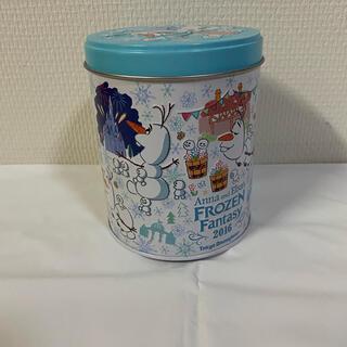ディズニー(Disney)のディズニー お菓子の缶(中身空)(その他)
