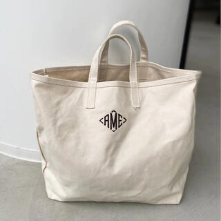 L'Appartement DEUXIEME CLASSE - 新品未開封◆アパルトモンAMERICANA AME Tote BagブラウンL