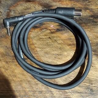 ボス(BOSS)のBoss MIDI ケーブル(MIDIコントローラー)