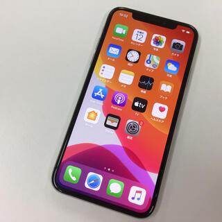 Apple - SIMフリー iPhone X 256GB シルバー 格安SIM対応