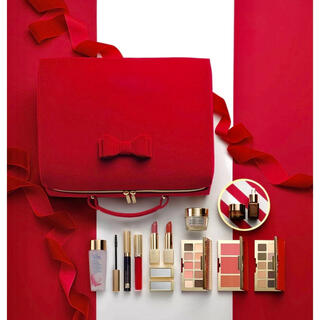 エスティローダー(Estee Lauder)のエスティローダー クリスマスコフレ バッグ(コフレ/メイクアップセット)