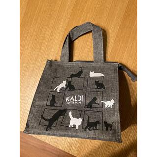 カルディ(KALDI)のKALDI 猫の日 ハンドバッグ(ハンドバッグ)
