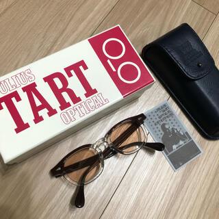 アヤメ(Ayame)の定価44000円 julius tart optical サングラス (サングラス/メガネ)