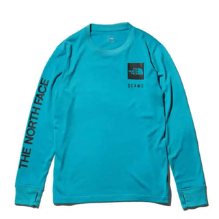 THE NORTH FACE - THE NORTH FACE BEAMS 別注 L/S Expedition