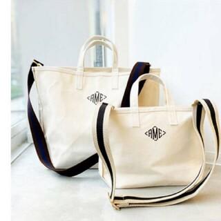 アパルトモンドゥーズィエムクラス(L'Appartement DEUXIEME CLASSE)の【AMERICANA/アメリカーナ】AME Tote Bag(トートバッグ)