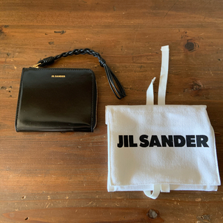 Jil Sander - JIL SANDERジルサンダー tangleジップウォレット お財布