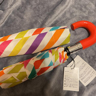 ケイトスペードニューヨーク(kate spade new york)のケイトスペード 折りたたみ傘(傘)