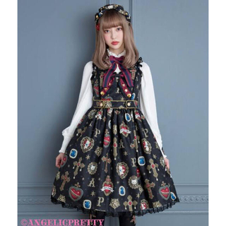Angelic Pretty - Noble collection 黒 JSK