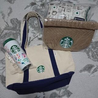 スターバックスコーヒー(Starbucks Coffee)の☆スタバ 福袋☆グッズ 4点セット(その他)
