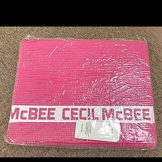 セシルマクビー(CECIL McBEE)のセシルマクビー♡ヨガマット(ヨガ)