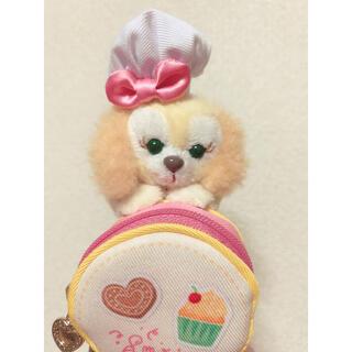 Disney - お顔厳選 セイチーズ クッキーアン ミニポーチ ぬいぐるみ
