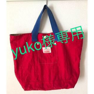 マーキーズ(MARKEY'S)のyuko様専用です☆ 赤&紫バッグ 2点(通園バッグ)