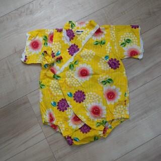 ムージョンジョン(mou jon jon)のムージョンジョン 女の子ベビー用浴衣 70㎝(甚平/浴衣)