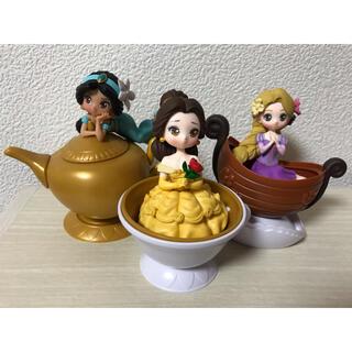 Disney - ディズニープリンセス ガチャガチャ