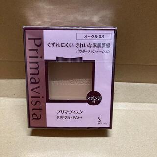 Primavista - プリマヴィスタ きれいな素肌質感 パウダーファンデーション オークル03 SPF