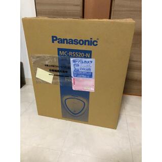 パナソニック(Panasonic)の【新品】Panasonicロボット掃除機 RULO シャンパンゴールド(掃除機)