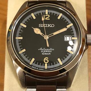 セイコー(SEIKO)のセイコー SEIKO×TiCTAC 35周年記念 SZSB006(腕時計(アナログ))