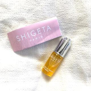 SHIGETA - 【新品未使用】SHIGETA シゲタ EXオイルセラム 5.5ml