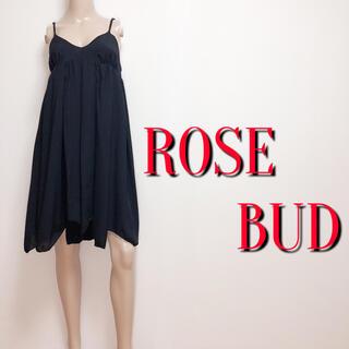 ROSE BUD - 間違いなし♪ローズバッド プリーツミディアムワンピース♡ザラ ラグナムーン