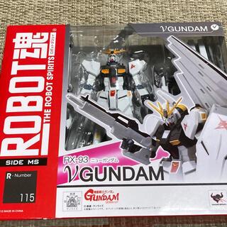 BANDAI - ROBOT魂 νガンダム