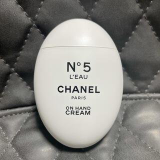 シャネル(CHANEL)のシャネルN°5 ローハンドクリーム(ハンドクリーム)