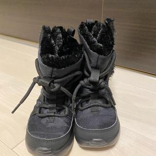 ナイキ(NIKE)のNIKE ROSHE ONE HI キッズブーツ 17.5cm(ブーツ)