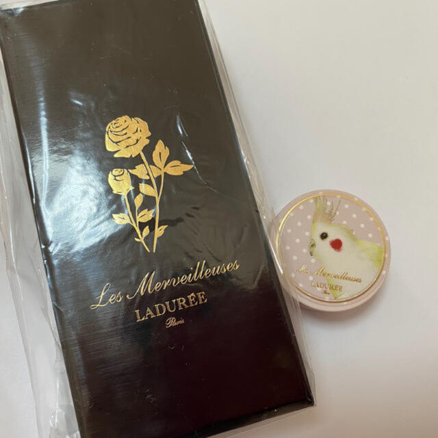 Les Merveilleuses LADUREE(レメルヴェイユーズラデュレ)のラデュレ リップボックス コスメ/美容のコスメ/美容 その他(その他)の商品写真