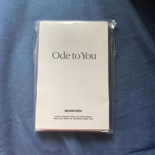 seventeen ode ソウルコン ポラロイド トレカ フォトカード チェキ(K-POP/アジア)