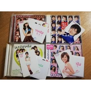 【4セット】アイドリング!!!(ポップス/ロック(邦楽))