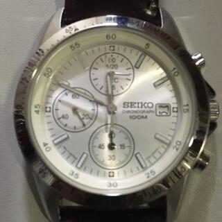 セイコー(SEIKO)のSEIKO  メンズ クロノグラフ(腕時計(アナログ))