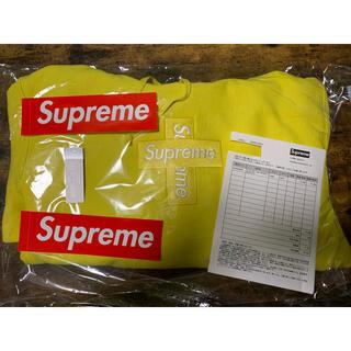 シュプリーム(Supreme)のsupreme box logo hooded ボックスロゴ 木村拓哉着用(パーカー)