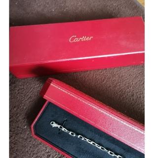 カルティエ(Cartier)のカルティエ スパルタカス ブレスレット Cartier K18WG(ブレスレット/バングル)