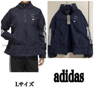 adidas - アディダス 新品 ウィンドブレーカー ナイロンジャケット ナイロンパーカー