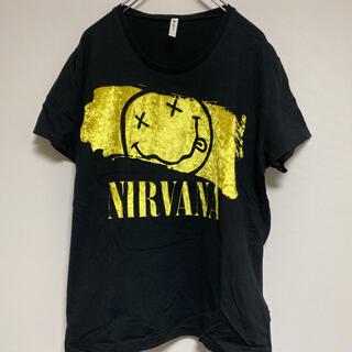 グラム(glamb)のglamb Tシャツ NIRVANA(Tシャツ/カットソー(半袖/袖なし))